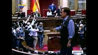 Dossier con Walter Martínez 271017 Cataluña España China Rusia Venezuela Constituyente