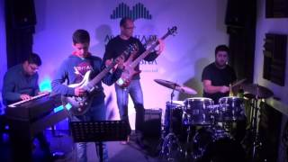 Joao Amaral guitarra electrica Prof Ricardo Costa Download Rockschool Dez 2015