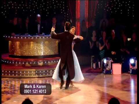 Karen Hardy and Mark Ramprakash Waltz SCD 4 2006 W...