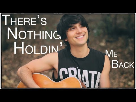 Shawn Mendes - There's Nothing Holdin' Me Back (Future Sunsets Acoustic Cover)