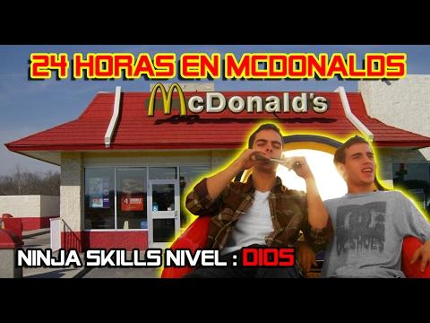 24 Horas en Mcdonald de Venezuela