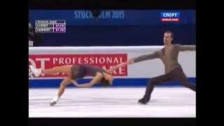 European Figure Skating Championships 2015. FS. Ksenia STOLBOVA / Fedor KLIMOV(http://sporteveryday.info/ - новости фигурного катания https://twitter.com/figurnoekatanie - анонсы, фото, видео., 2015-02-01T12:35:49.000Z)