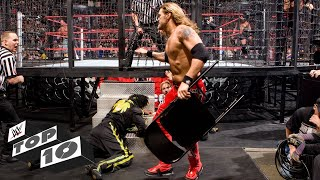 Download Shocking Elimination Chamber Match moments: WWE Top 10, Feb. 9, 2019 Mp3 and Videos