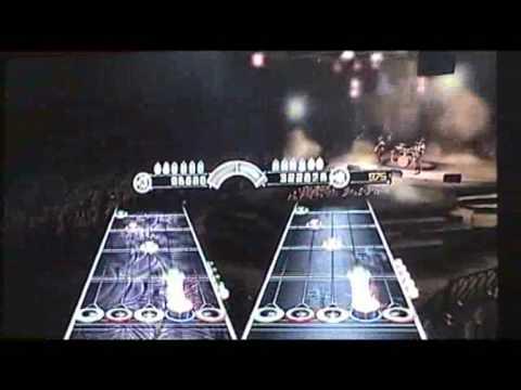 StarSlay3r Guitar Hero Metallica Challenge at Howies Game Shack