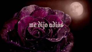 Camilo Sesto - Triste Final (lyrics)