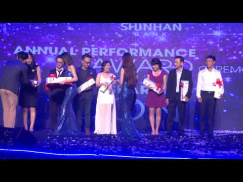 Shinhan Bank | Annual Performance Award Ceremony 2016