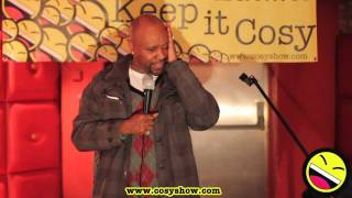 Tony Woods - Cosy Comedy - Australia