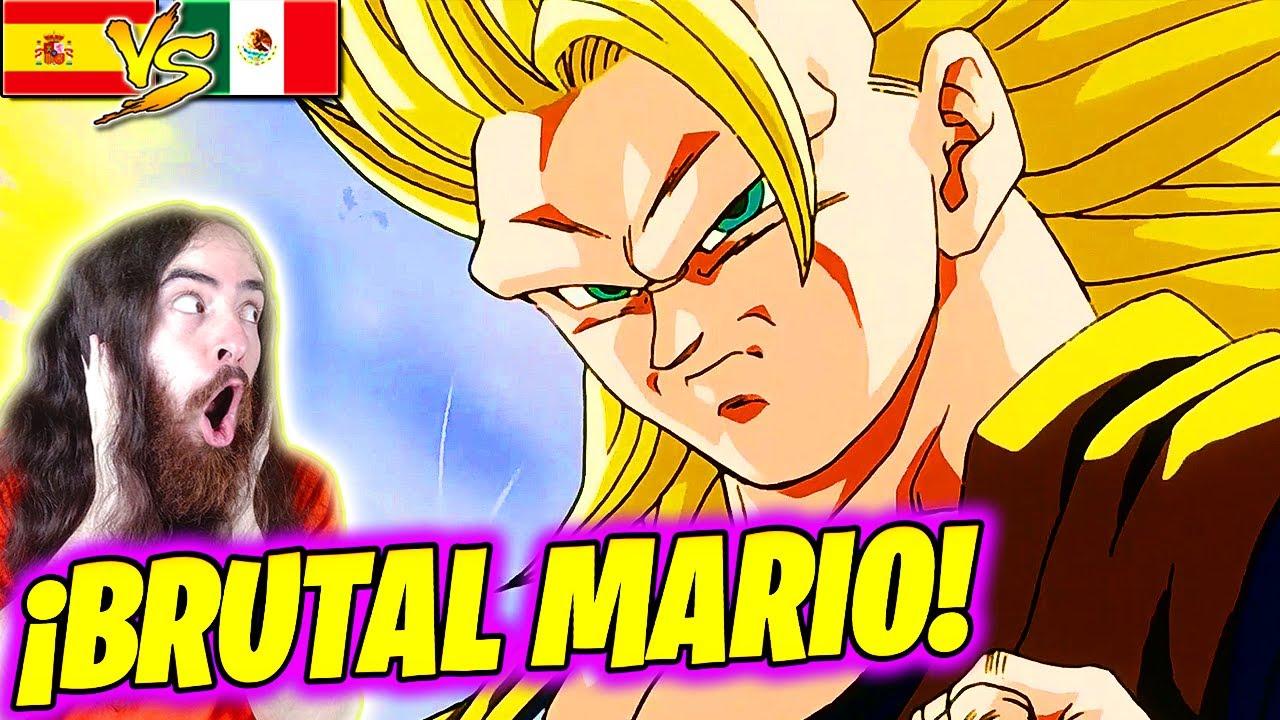 🔥YISUS Español REACCIONA a DOBLAJE LATINO Dragon Ball 😱 (GOKU se TRANSFORMA en SSJ3 vs MAJIN BUU) 🔥