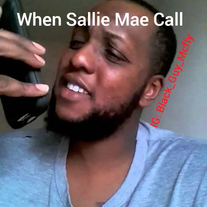 when sallie mae calls