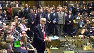 "Jeremy Corbyn: ""Labour's here if Tory's coalition of chaos doesn't work out"""