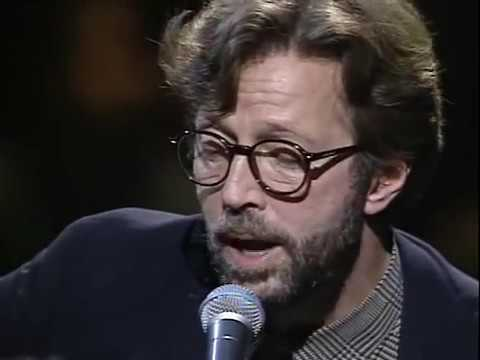 Eric Clapton ~ MTV Unplugged FULL concert