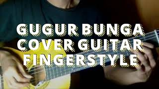 Gugur,bunga |cover,guitar|fingerstyle {lagu nasional} Indonesia