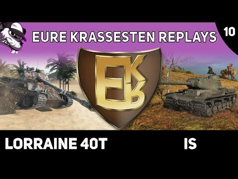 "Eure krassesten Replays ""EKR"" Folge #10 [World of Tanks - Gameplay - Deutsch]"
