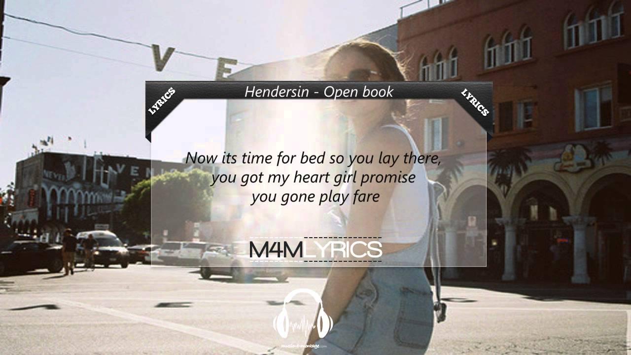 Hendersin Open Book