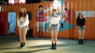 180601 댄스팀 #UA 5 - What is Love @한강물빛공원Busking[직캠,Fancam] by shinlim