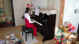 Jingle Bell - jazz arrenge ジングルベル ジャズピアノ風