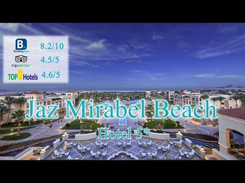 Jaz Mirabel Beach 5*| Египет, Шарм-Эль-Шейх|Обзор отеля 2019