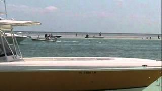 Sand Bar Islamorada,Fl. Keys May 2008 whale harbor