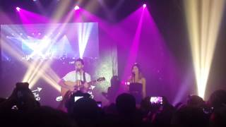 Missin' You Like Crazy - Us The Duo Live in Manila