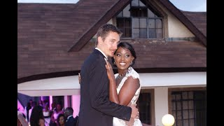 THE MOST TALKED ABOUT & EXPENSIVE GOWN IN KENYA