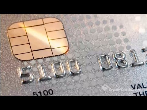 How EMV chips are made