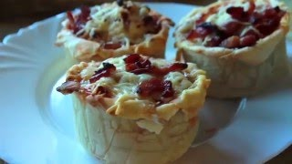 À la carte #1 : Mini Pizza-Cake