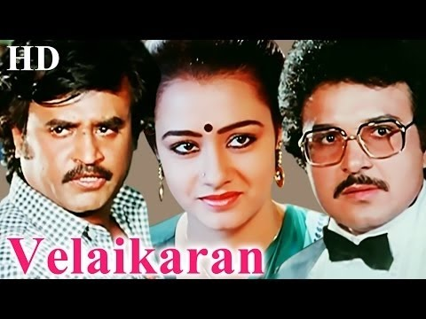 Rajinikath's Velaikaran Tamil Full Movie...