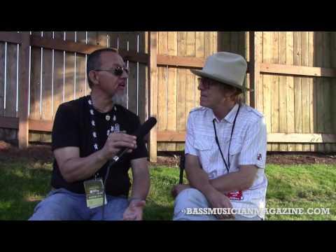 Bass Musician Magazine Interviews Tom Petersson