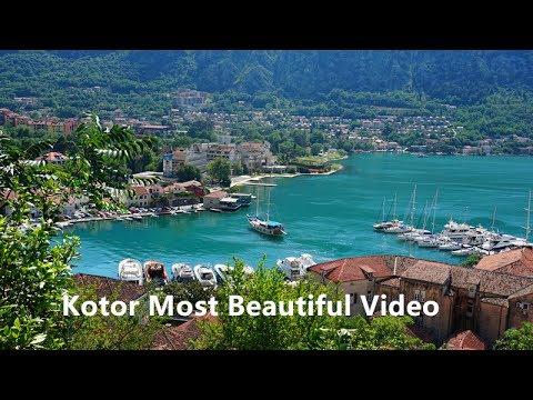 Kotor Most Beautiful Video Montenegro