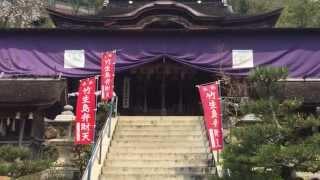 琵琶湖観光 竹生島 都久夫須麻神社・宝厳寺 パワースポットshrine