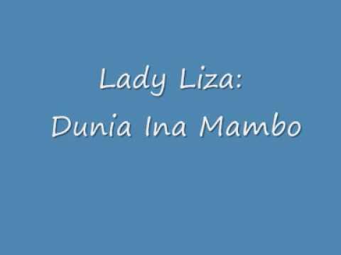 Download Lady Liza, Dunia ina mambo