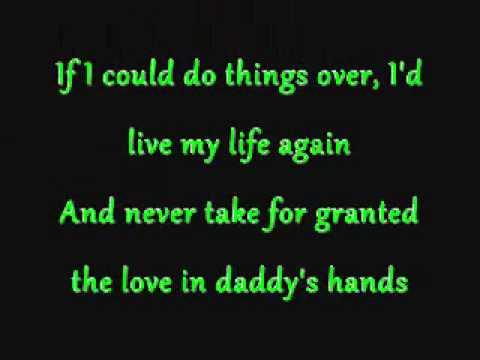holly dunn  daddys hands