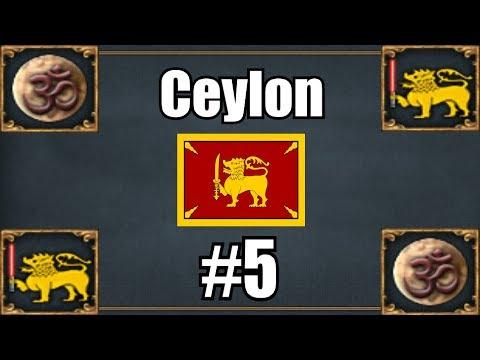 [EU4] Ceylon Campaign #5 - Crushing Majapahit
