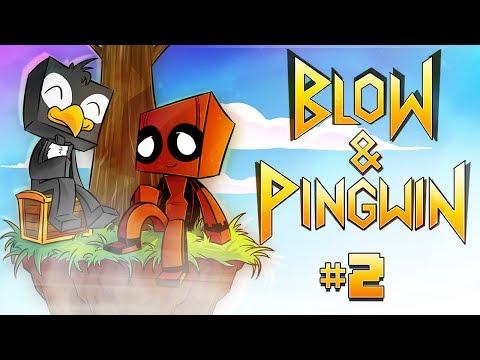 Blow & Pingwin SKY DEN - PIERWSZY QUEST! (Odcinek 2)
