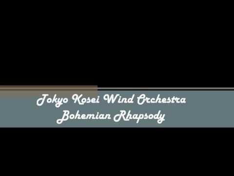 Bohemian Rhapsody - Tokyo Kosei Wind Orchestra