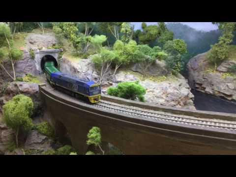 Upper Hunter Wyong Model Railway Club