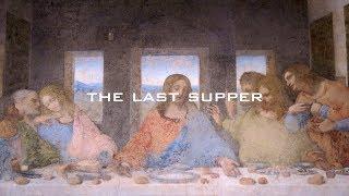 最後の晩餐と対面。他、パンツェロットを食べる。(行列のできる店 ルイ...