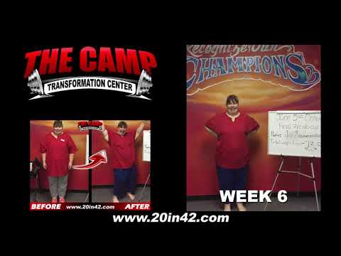 Arlington TX Weight Loss Fitness 6 Week Challenge Results - Jo Kammerdiener
