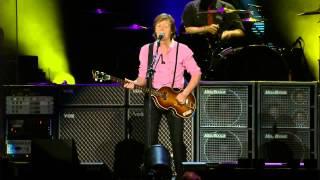 Paul McCartney Live in Mexico 2012 - Birthday