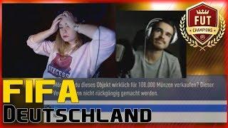 AKKCESS zerstört ihren Bildschirm | ERNÉ discarded Prime Icon | FIFA 19 Highlights Deutsch