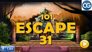 [Walkthrough] 501 Free New Escape Games - 101 Escape 31 - Complete Game