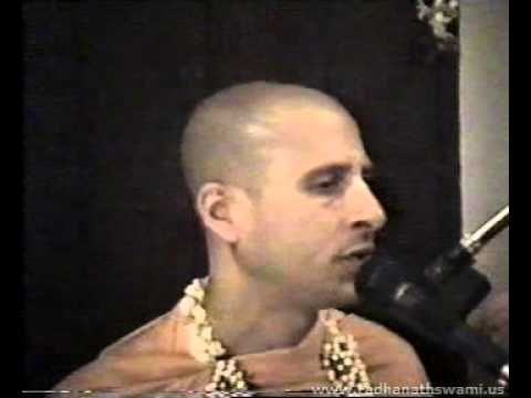 Lecture at Sahadev Das's Residence 03 by Radhanath Swami on 1989-07-23 (Old Lecture)