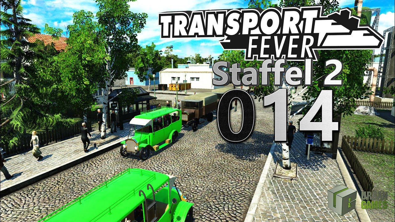 Kauf auf Raten 🚆 [S2 014] Let&39;s Play Transport Fever German   YouTube