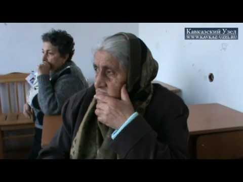 Беженцы Карабаха против переселения