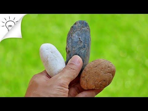 6 Creative Ideas With Rocks