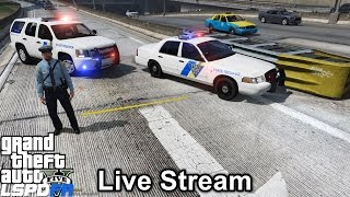 gta 5 lspdfr police mod 208   new jersey state police   state trooper live stream   highway patrol