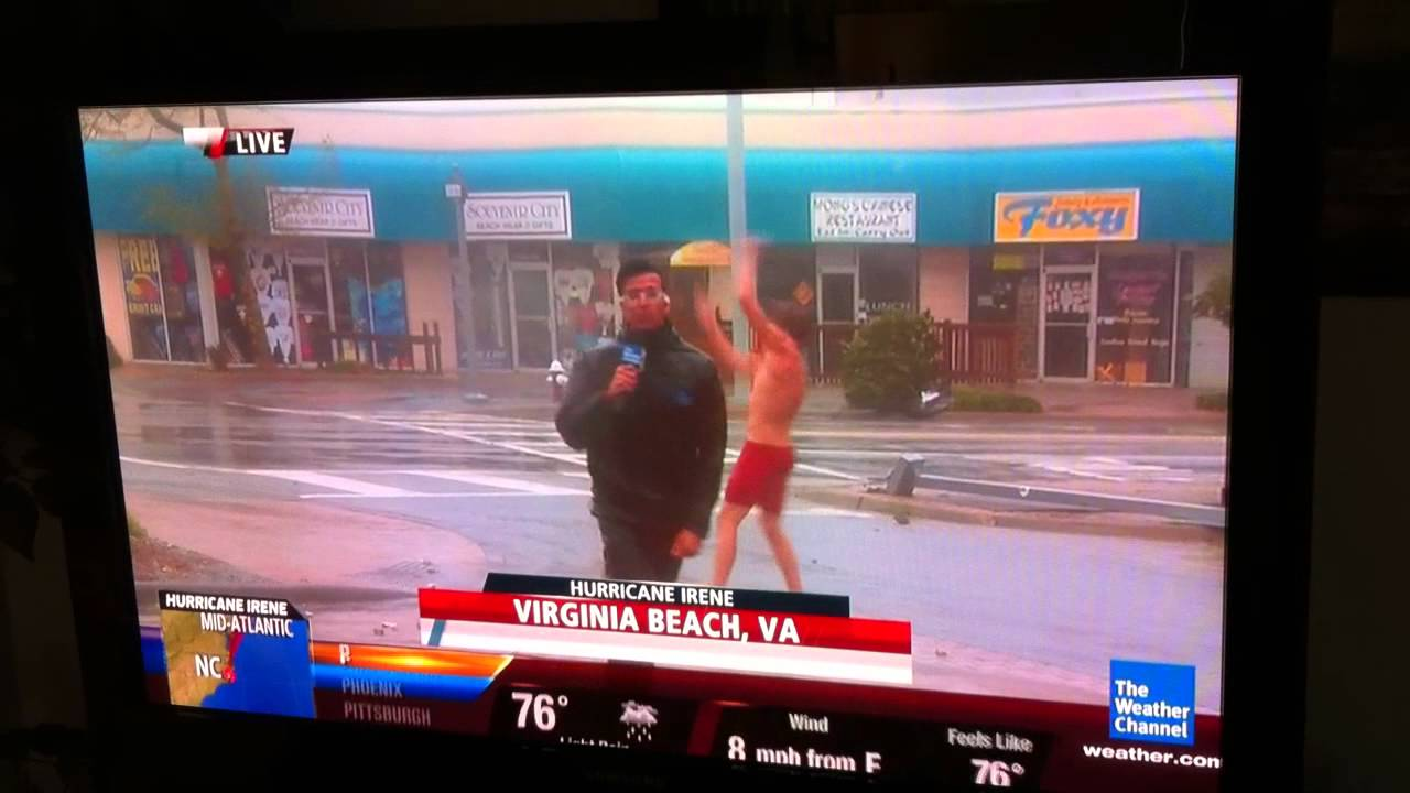 Weather Channel For Virginia Beach