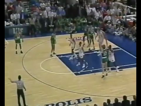 NBA 1991  Playoffs  Boston Celtics at  Indiana Pacers 5-26
