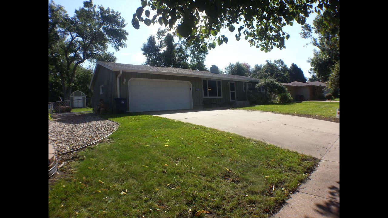 Sioux falls property management 4104 s thunderbird trail for Sioux falls home builders