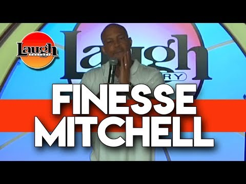 Finesse Mitchell | You're Killin' It, Sir | Laugh Factory Las Vegas Stand Up Comedy